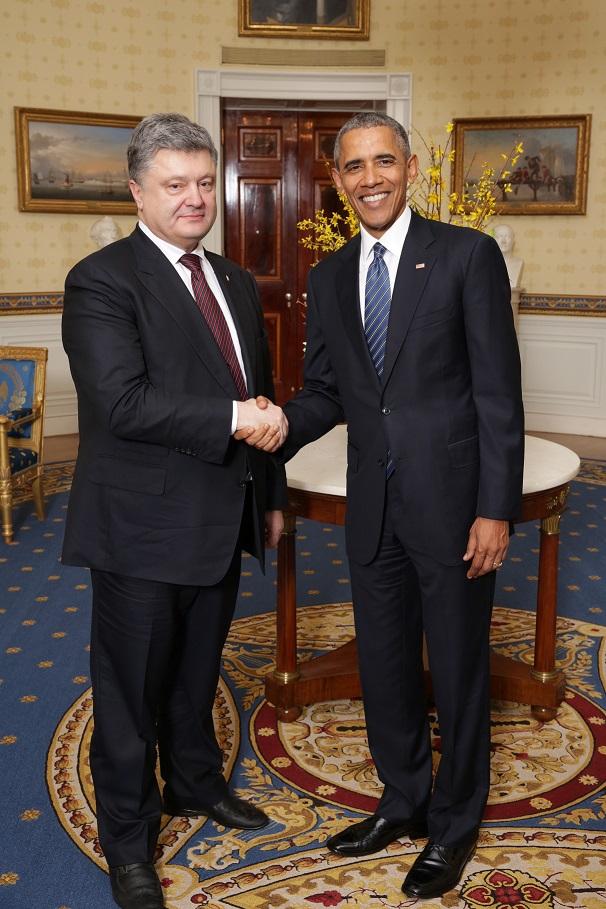 Украина и США подписали Соглашение о предоставлении нашей стране помощи на $1 млрд, - Порошенко - Цензор.НЕТ 8095