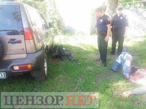 ВКиеве совершили покушение наАдама Осмаева иего супругу  - МВД