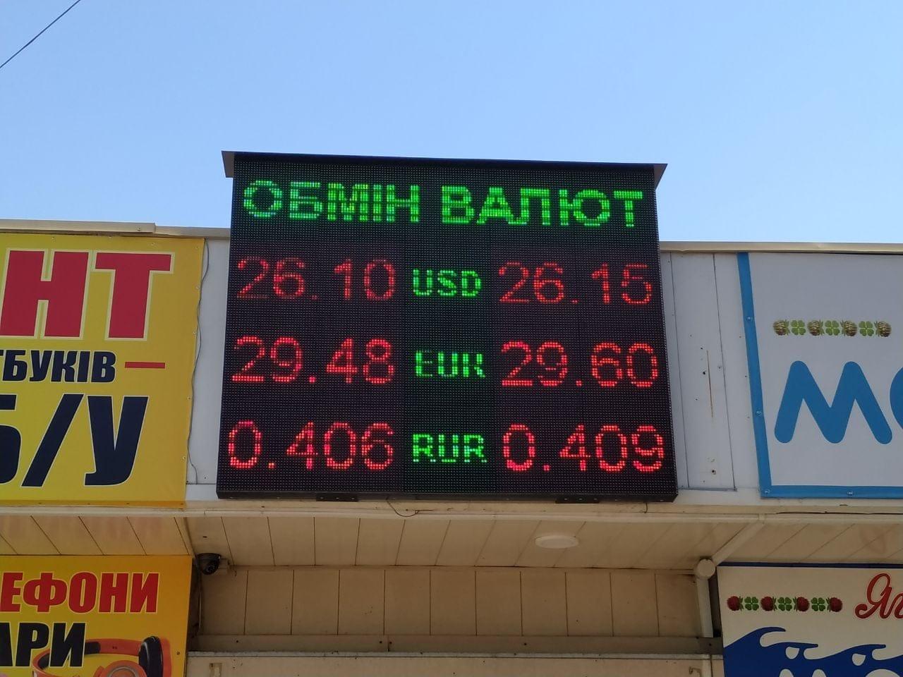 Доллар иевро потерпели очередное фиаско вгосударстве Украина: свежий курс