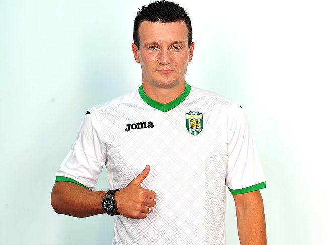 Игрок сборной Украины перешел в«Карпаты»