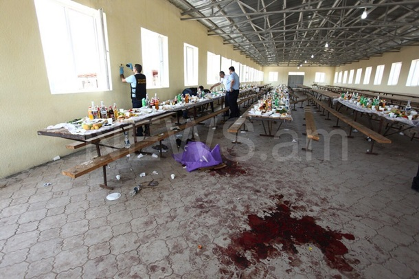 ВАрмении 4 человека погибли в итоге стрельбы напохоронах