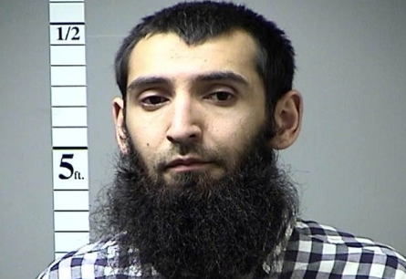 Подозреваемый втеракте вНью-Йорке планировал нападение