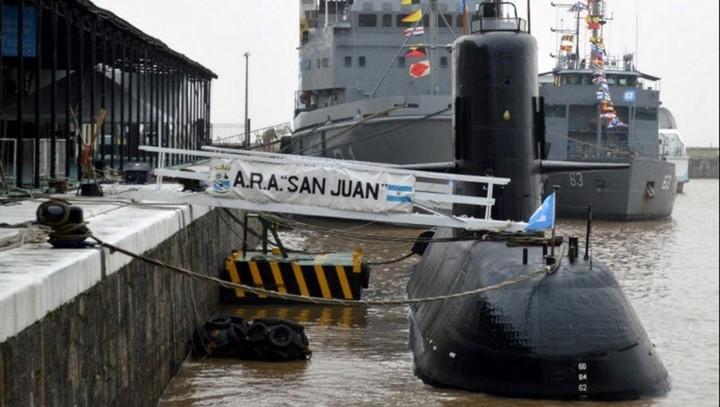 ВМС Аргентины признали смерть экипажа подлодки «Сан-Хуан»