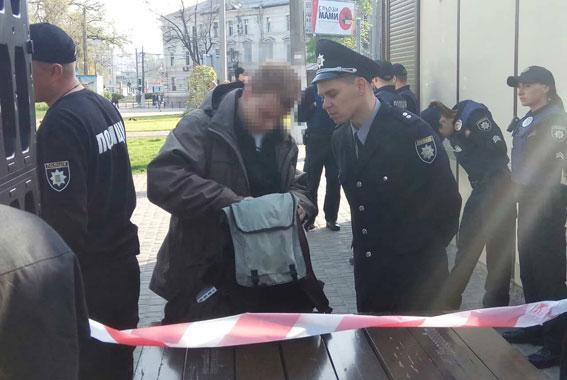 СБУ задержала группу одесситов поподозрению вподготовке провокаций