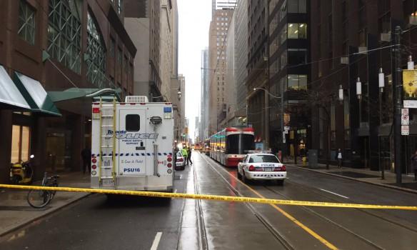 Названы причины взрыва изадымления вцентре Торонто