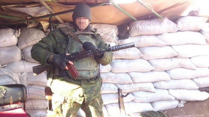 СБУ задержала боевика ДНР, неодин раз награжденного главарями группировок