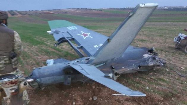 Пилот сбитого вСирии русского самолета был бывшим украинским летчиком изКрыма