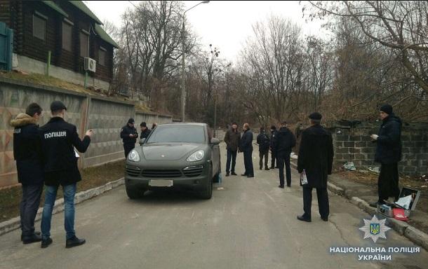 Уцентрі Києва невідомі влаштували стрілянину і побили іноземця— поліція