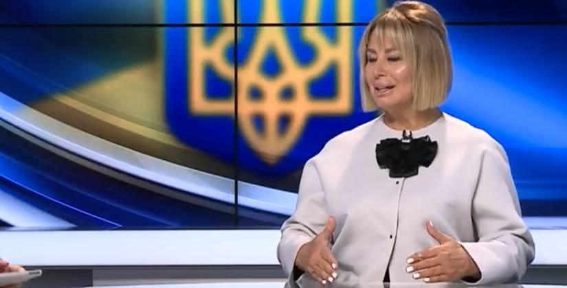 """У соцмережах висміяли Герман за """"блискучу"""" появу на телебаченні - фото 2"""