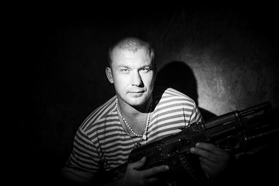 НаДонбассе вбою свражеской ДРГ умер боец «Правого сектора»