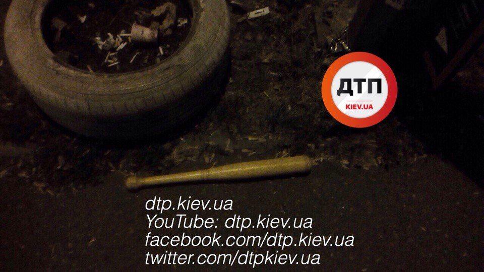 ЧПвКиеве: наПозняках стреляли вчастного бизнесмена