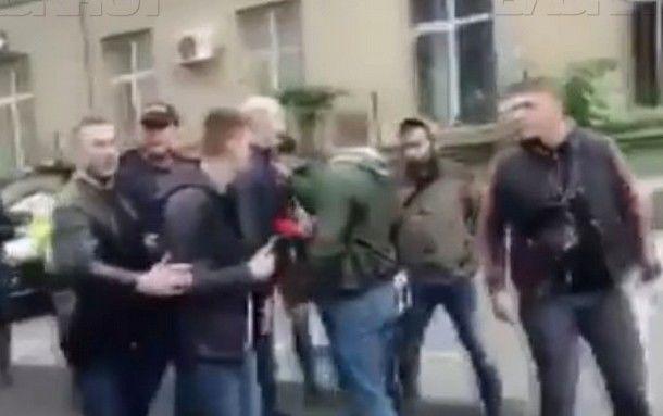 ВКишиневе задержали пятерых украинцев