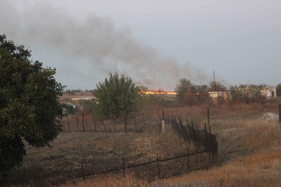 Боевики уменьшили количество вооруженных провокаций— Штаб
