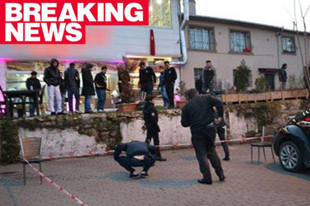 ВСтамбуле неизвестные обстреляли ресторан: СМИ опубликовали первые фото