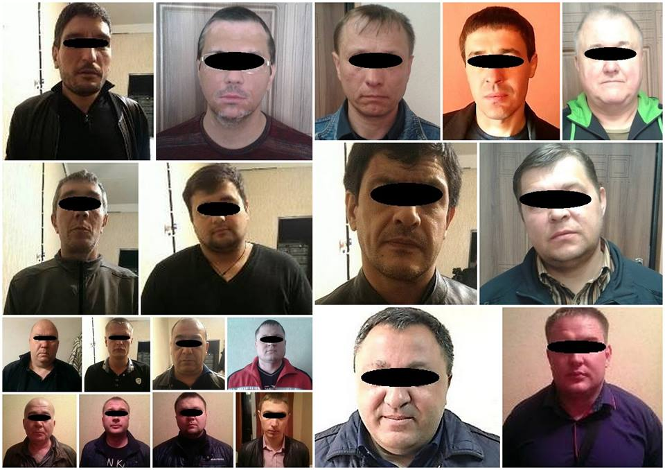 Аброськин: На «сходняке» вДнепропетровске задержаны 12 «воров взаконе»