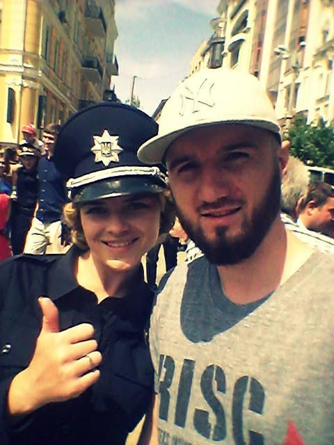Первые экипажи патрульной полиции выехали на улицы Киева, - МВД - Цензор.НЕТ 1235