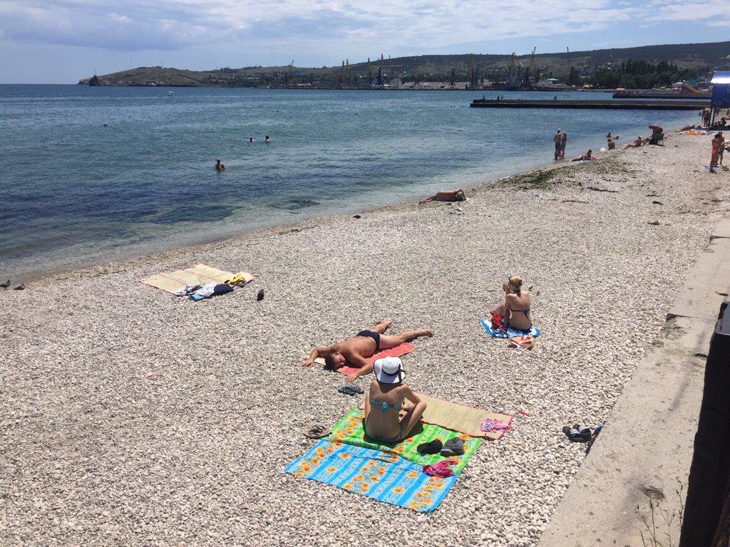 Хитрий мер Генічеська: в мережі потішили поясненням відсутності туристів у Криму