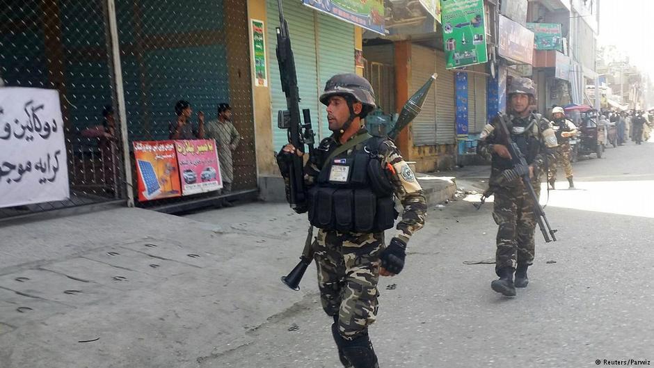 Нападения террориста-смертника вАфганистане: погибли шестеро гражданских
