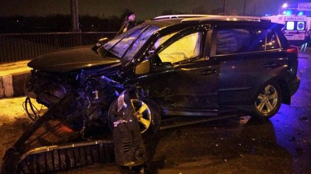 ВХарькове случилось массовое ДТП: столкнулись 7 авто