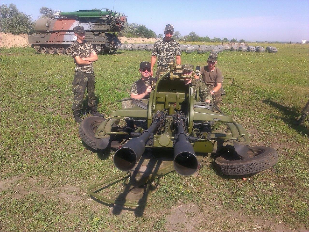 Bellingcat пояснил украинский Бук под Донецком