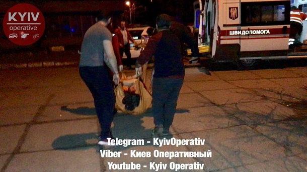 ВКиеве укафе «Кавказ» случилась массовая драка споножовщиной (ВИДЕО 18+)