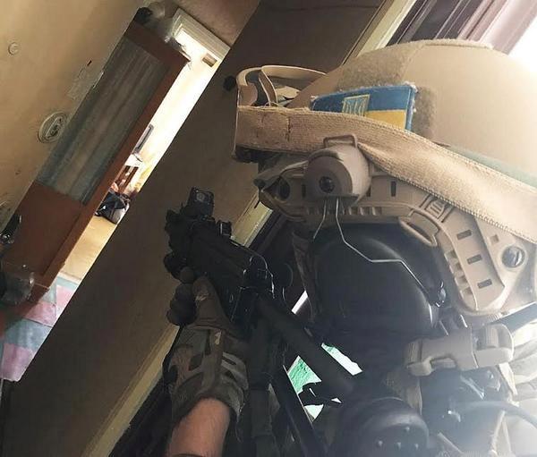 ВДнепре спецназ задержал шпиона «ДНР»