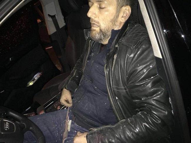 Мосійчук: Розстріляний уХаркові - Едік Льопа, комерсант, раніше вдавав блатного