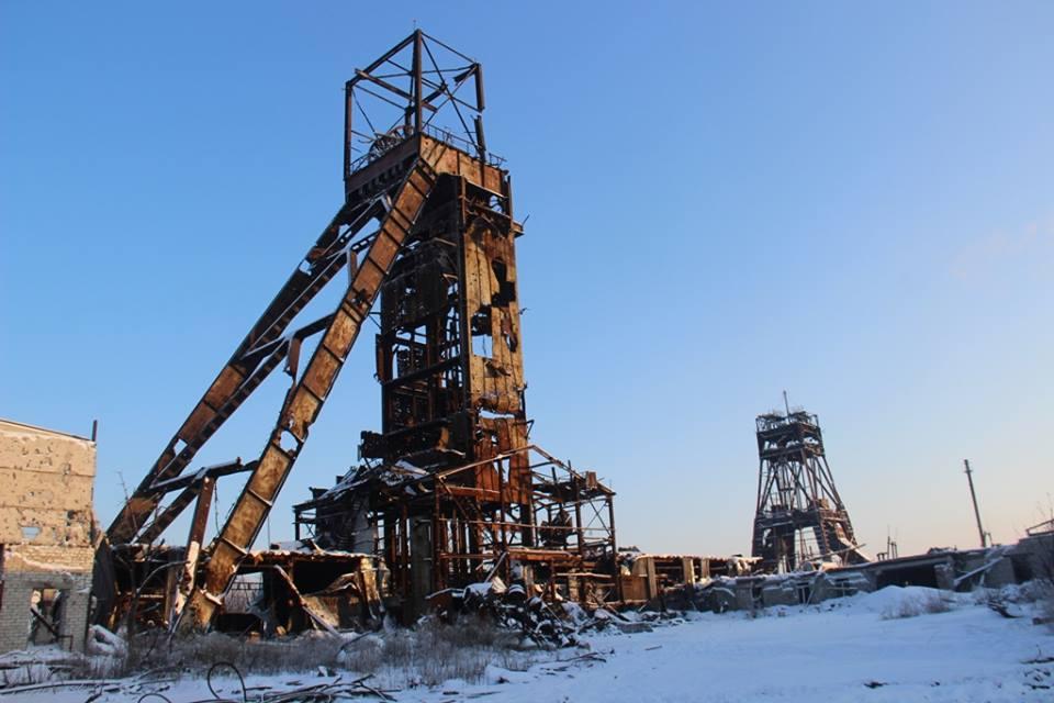 Украине нужен уголь Донбасса, но шахты разрушают