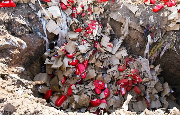 В Оренбурге уничтожат 2 тонн санкционного сыра