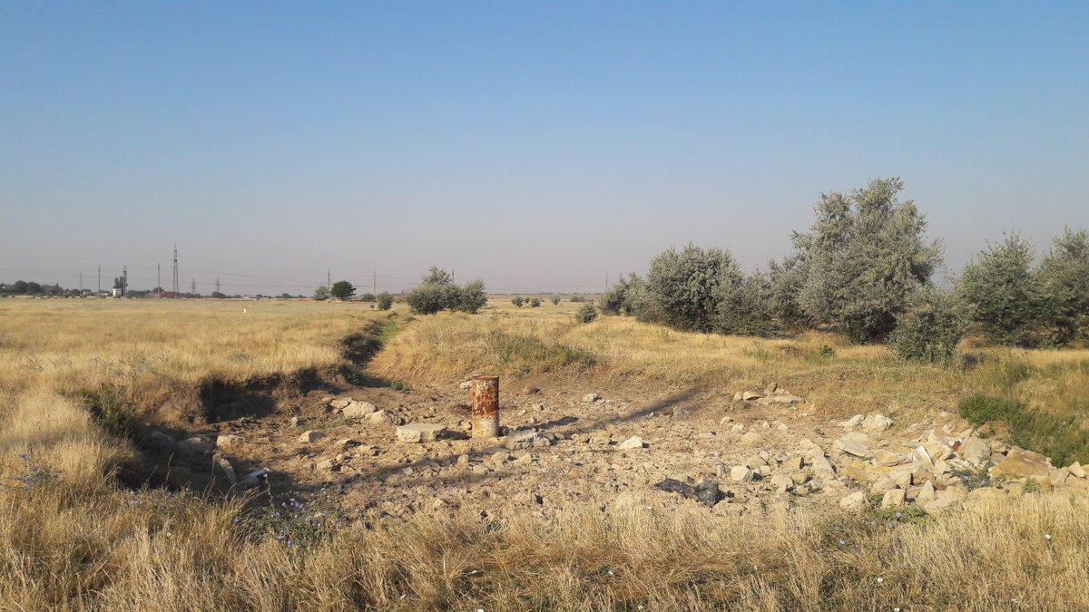 Превращается впустыню: винтернете показали свидетельства экологической катастрофы вКрыму