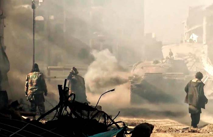 Корреспонденты телевизионных каналов «Звезда» и«НТВ» ранены вСирии