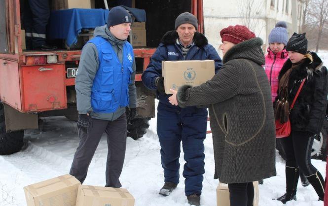Продовольча програма ООН призупинить надання допомоги наДонбасі