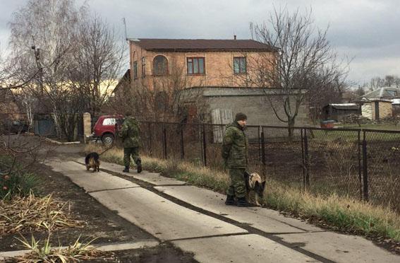 ВДонецкой области безжалостно убили семью