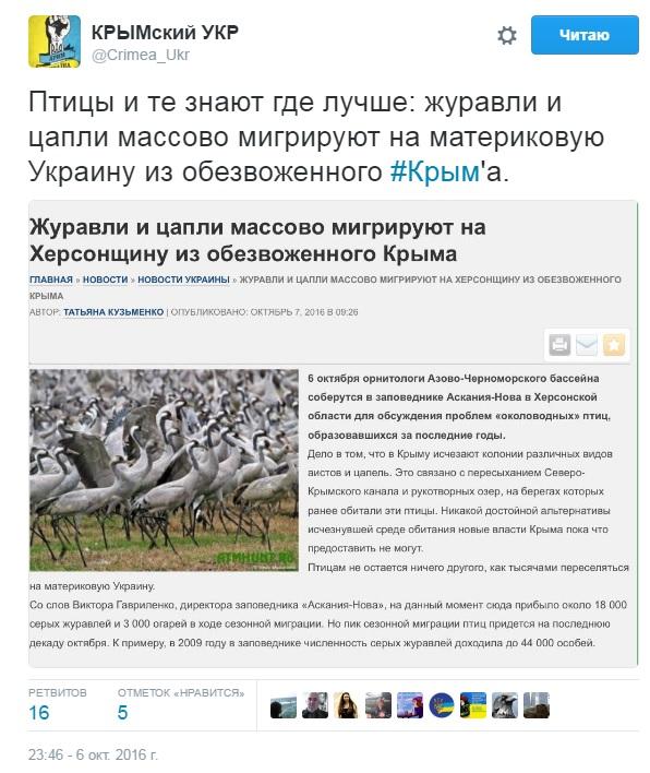 Оккупационные власти Крыма хотят отправлять туристов в малоизвестные регионы полуострова - Цензор.НЕТ 7377