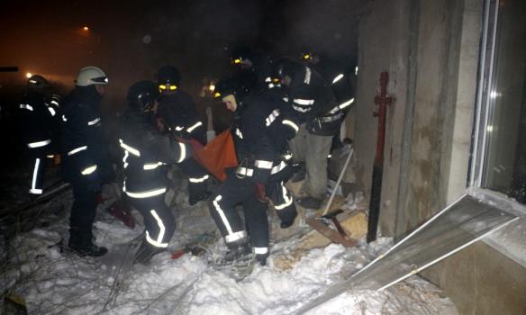 ВОдесской области взорвался дом, два человека погибли