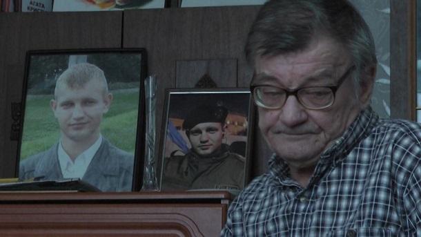 В Республики Беларусь скончался отец Героя Небесной сотни
