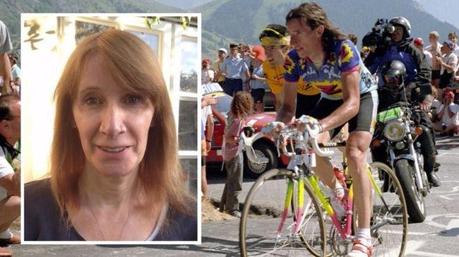 Известный велосипедист объявил отом, что сменил пол истал дамой