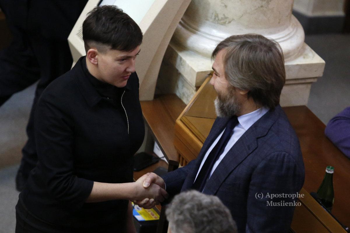 Лавров допустил возможность обмена Сенцова, Клыха и Сущенко по схеме Савченко - Цензор.НЕТ 2524