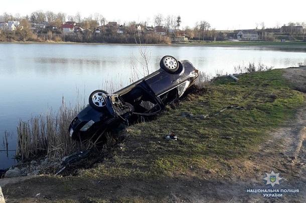 ВТернопольской области вДТП погибли 3 человека, еще трое пострадали
