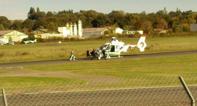 УФранції внаслідок аварії невеликого літака загинула людина
