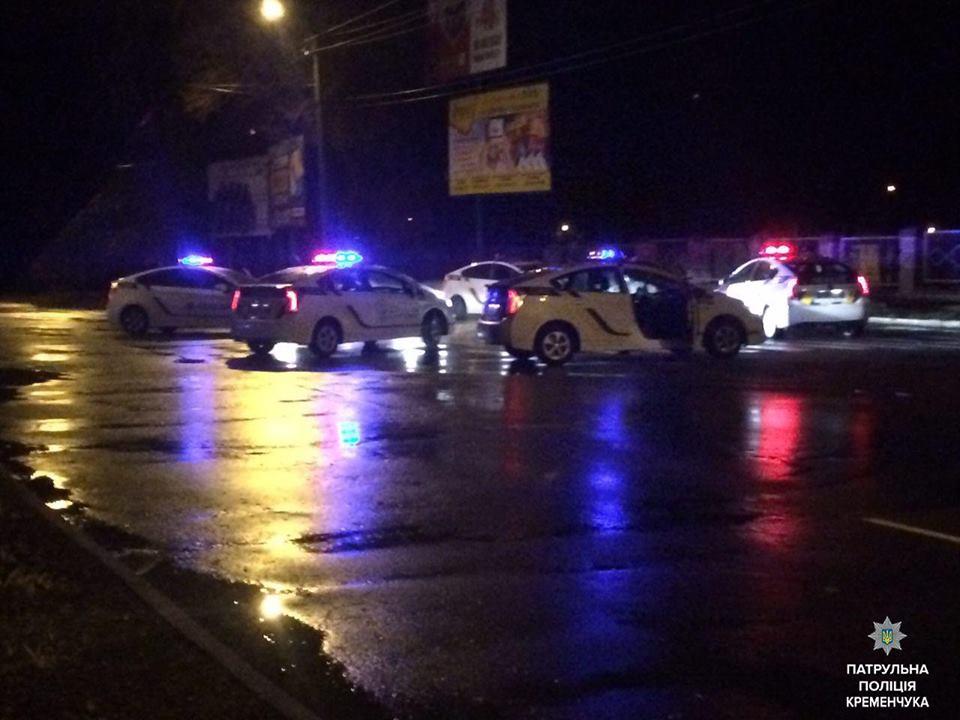 В милиции поведали озадержании вооруженных злоумышленников под Полтавой