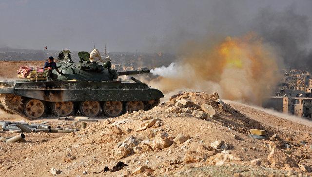 Сили Асада почали наступ наостанній оплот ІДІЛ уСирії - ЗМІ