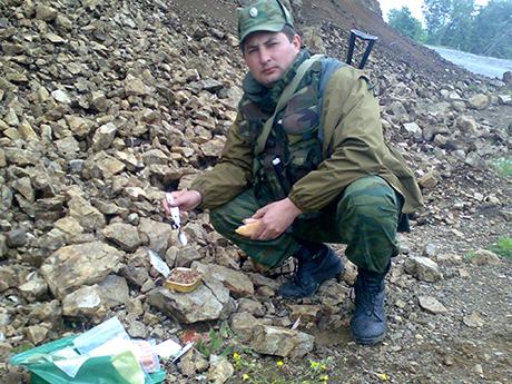 СМИ стало известно, что вСирии умер военнослужащий изТатарстана