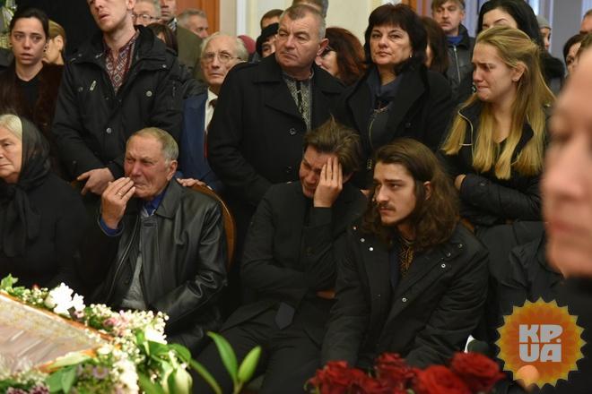 У театрі Франка попрощалися з Оксаною Батько-Нищук - фото 2