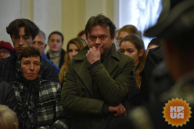 У театрі Франка попрощалися з Оксаною Батько-Нищук - фото 7