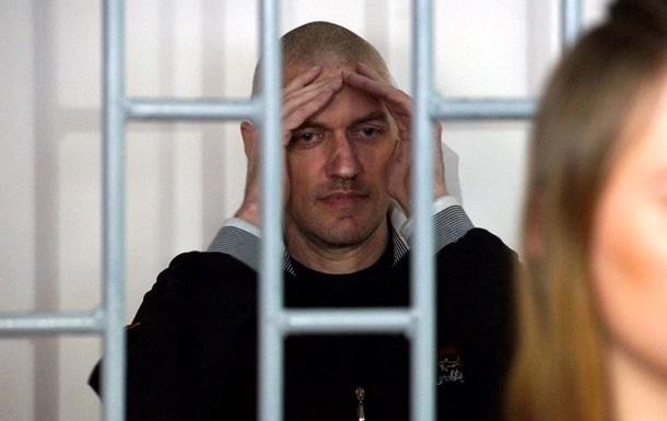Український політв'язень Клих вРосії пробув шість днів укомі