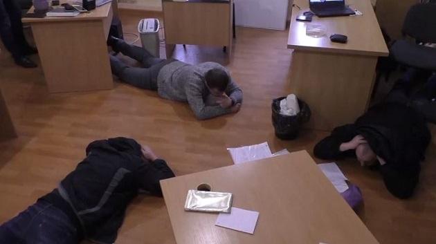 Боевики «ЛНР» устроили погром вофисе «Движения против голода» изадержали активистов