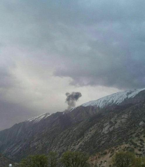 ЗМІ: В Ірані розбився турецький пасажирський літак