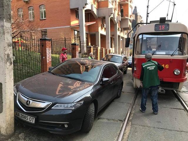 Тимчасові автостоянки на тротуарах заборонять в Україні, - Парцхаладзе - Цензор.НЕТ 2197
