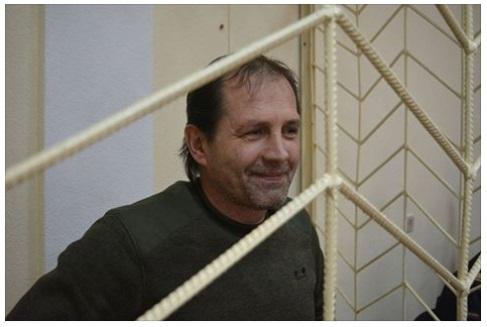 Глава  изолятора ударил украинца Балуха— юрист